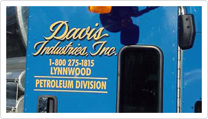 Davis Industries Gas Fuel Distributor