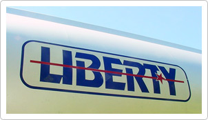 Liberty Gas Fuel Distributor
