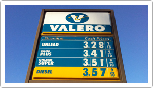 Valero Gas Fuel Distributor